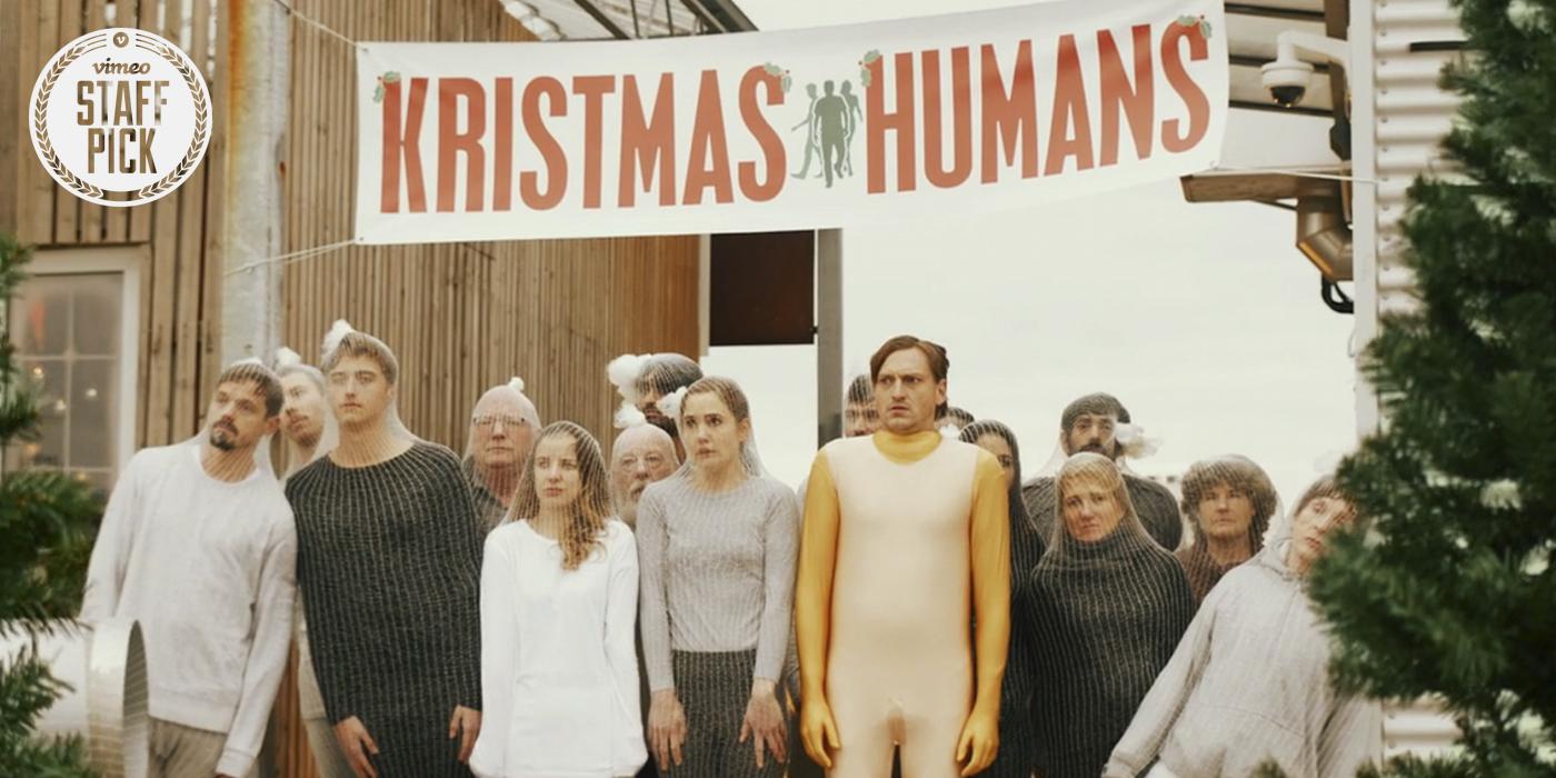 Christmas Human