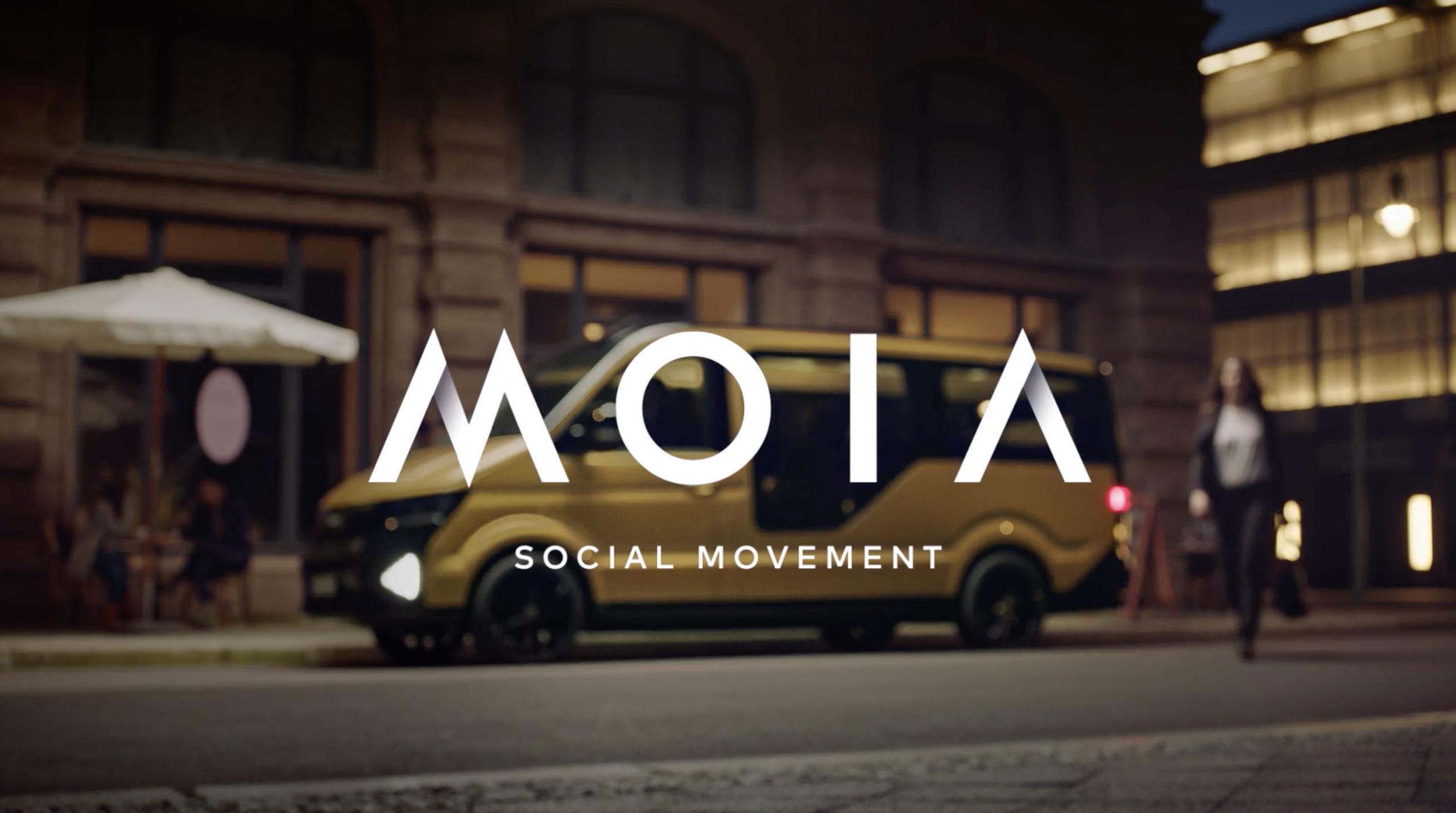 Volkswagen: MOIA